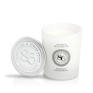 86 Intense Raspberry & Matcha Candle
