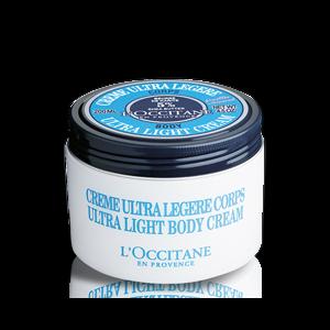 Shea Ultra Light Body Cream